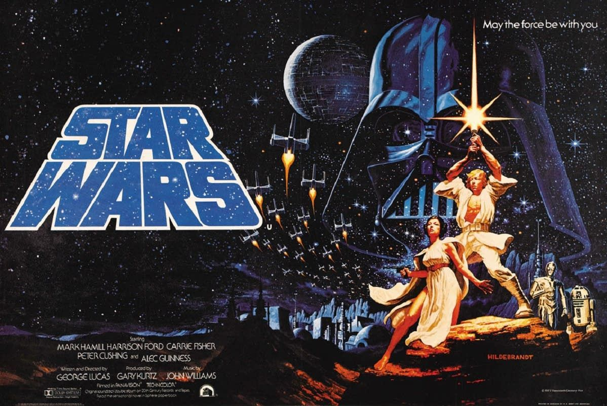 George Lucas permite un screening de la Star Wars original