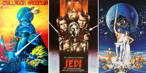 star wars posters originales