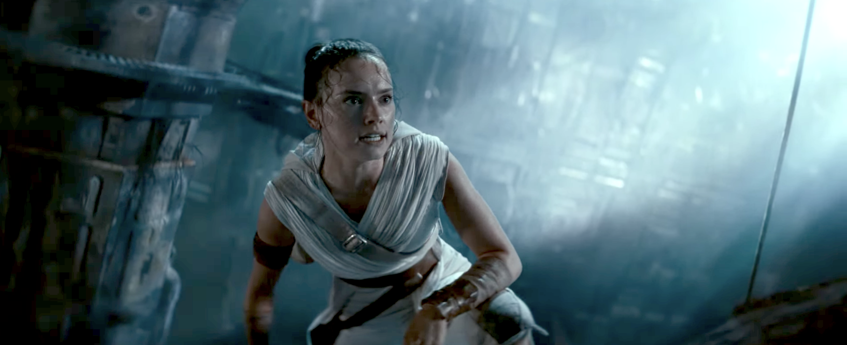 Star Wars: The Rise of Skywalker's Daisy Ridley reveals why it was fun to play dark Rey