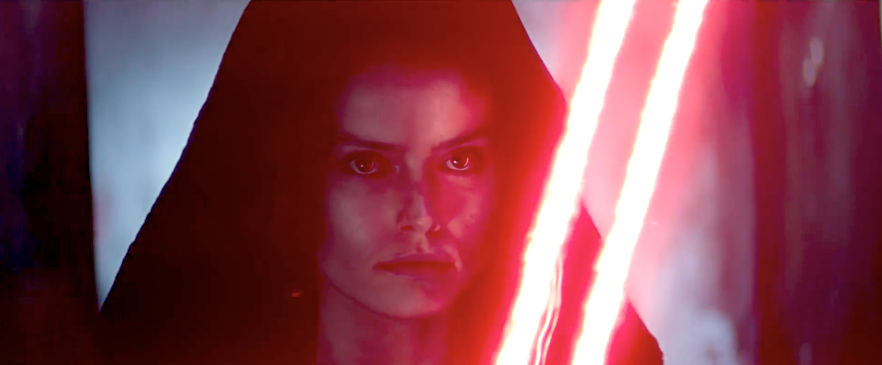 Star Wars Rise Of Skywalker Star Addresses Dark Side Rey Theories
