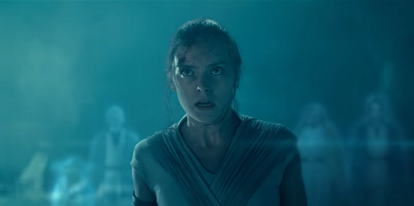 Star Wars: The Rise of Skywalker fan edit adds all of the Force ghosts to final battle