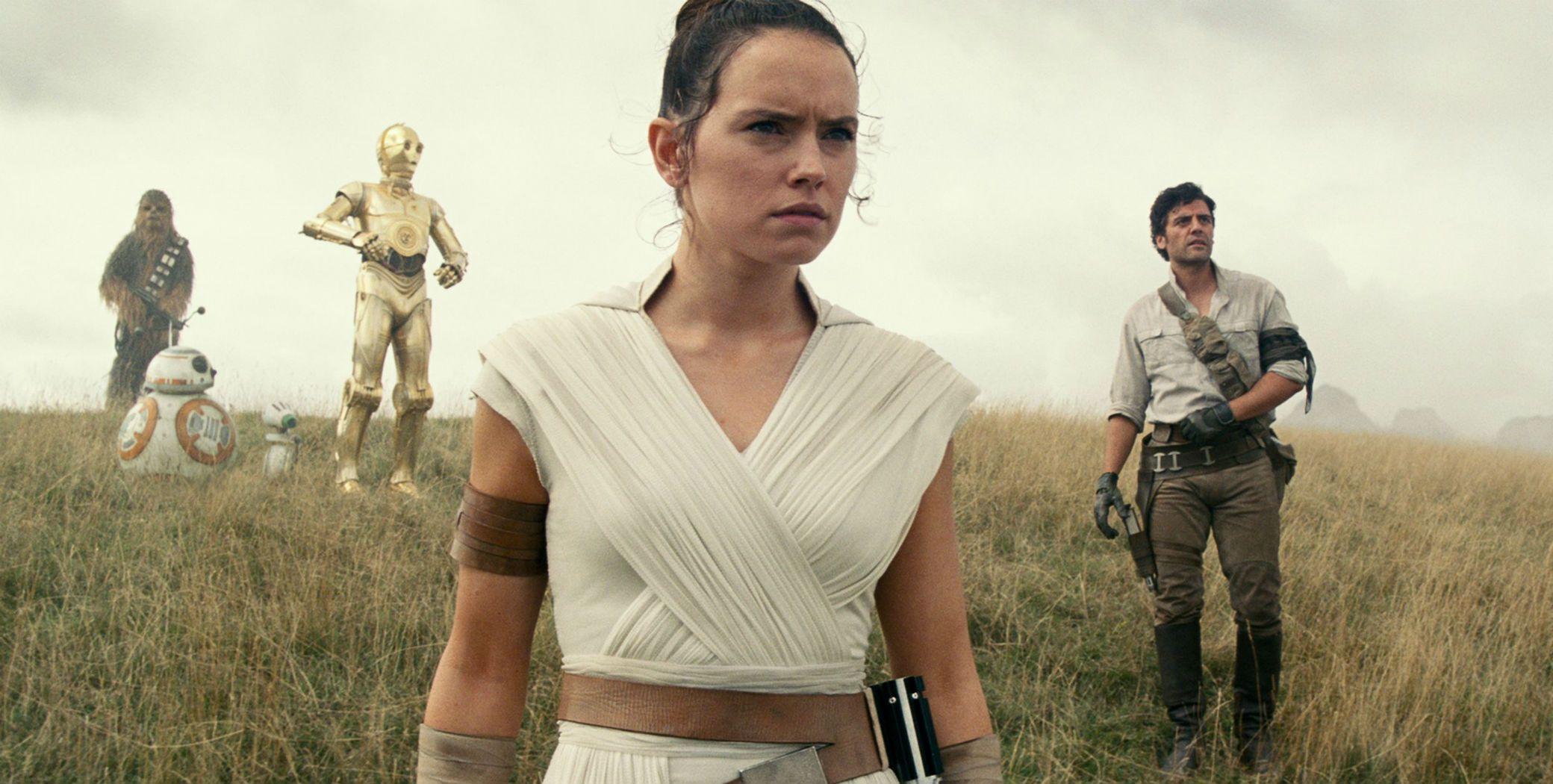 Star Wars 9 Rise Of Skywalker Trailer Release Date Cast Plot
