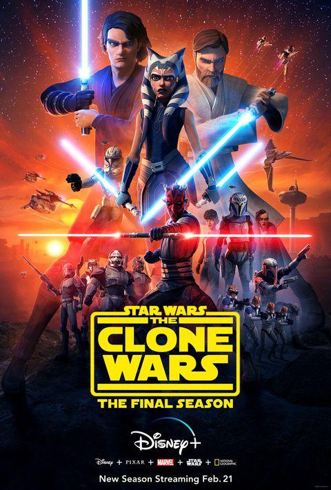 Star Wars The Clone Wars, Trailer en Español - Temporada Final