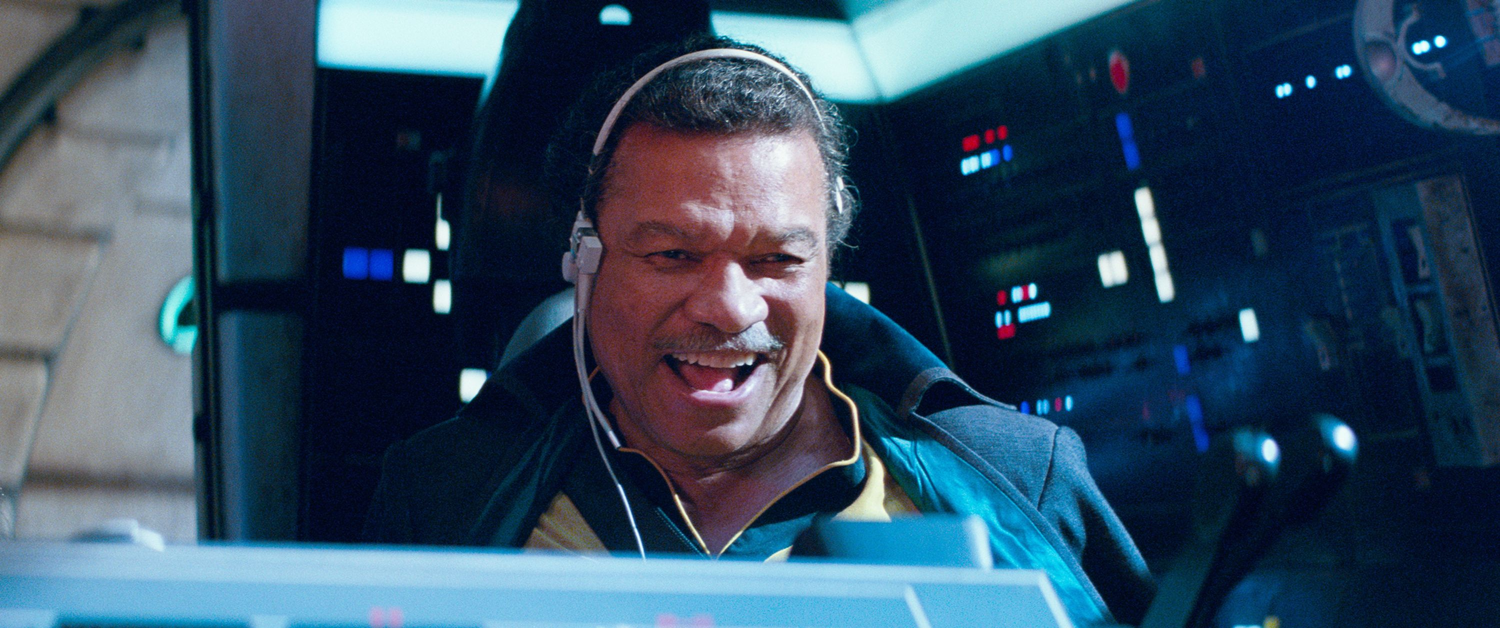 Lando Calrissian is back in Rise of Skywalker – here's what he's been up to since Return of the Jedi