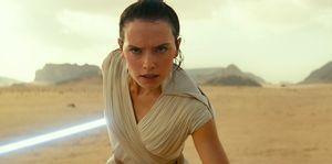 Star Wars: The Rise of Skywalker, Daisy Ridley, Rey