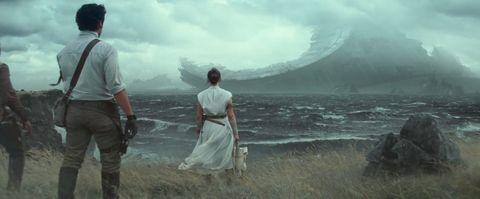 Star Wars Final Ascenso de Skywalker - Te Volará la Cabeza Kevin Smith
