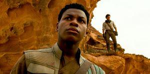 Star Wars: The Rise of Skywalker, John Boyega, Finn