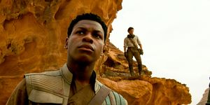 Star Wars: The Rise of Skywalker, John Boyega, Finn