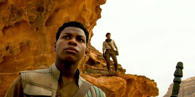 "Star Wars' John Boyega was ""adamant"" Finn have a bigger role in The Rise of Skywalker"