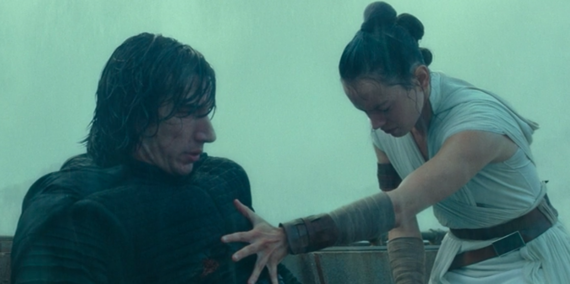 Star Wars confirms how Rey saved Kylo Ren from the Dark Side