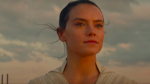 Star Wars Shows Rey S Force Ghosts In Rise Of Skywalker