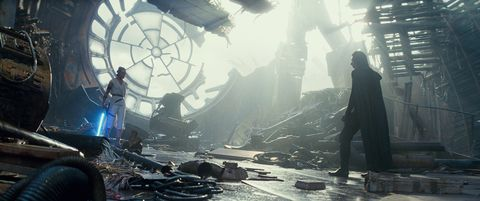 Star Wars Confirms Location Of Death Star Wreckage Seen In Trailer