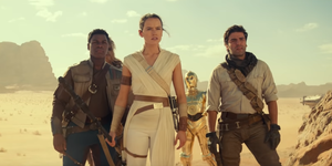 Star Wars: The Rise of Skywalker trailer