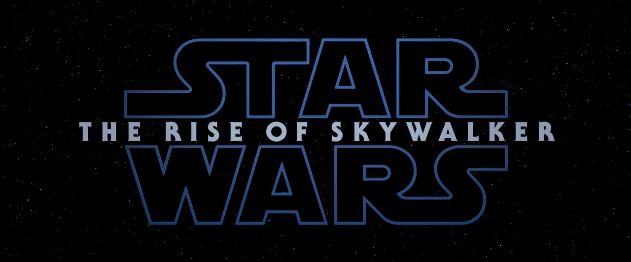 'Star Wars: el ascenso de Skywalker' título en español