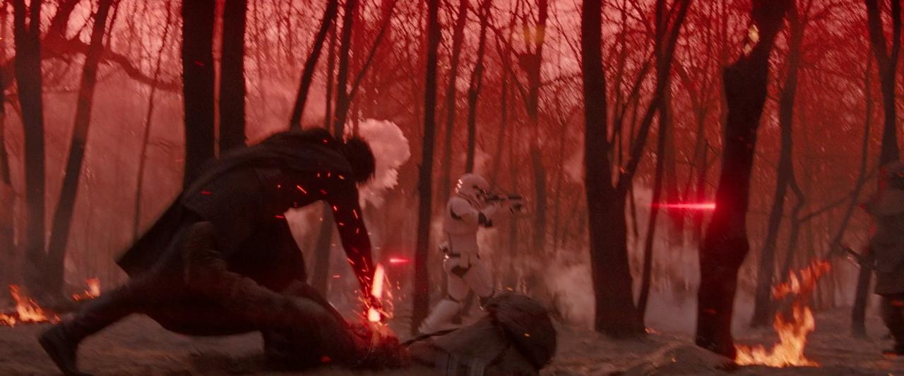 Star Wars el resurgir de skywalker