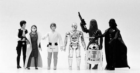 Star Wars toys, 1982