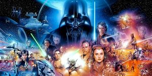 Star Wars trilogias