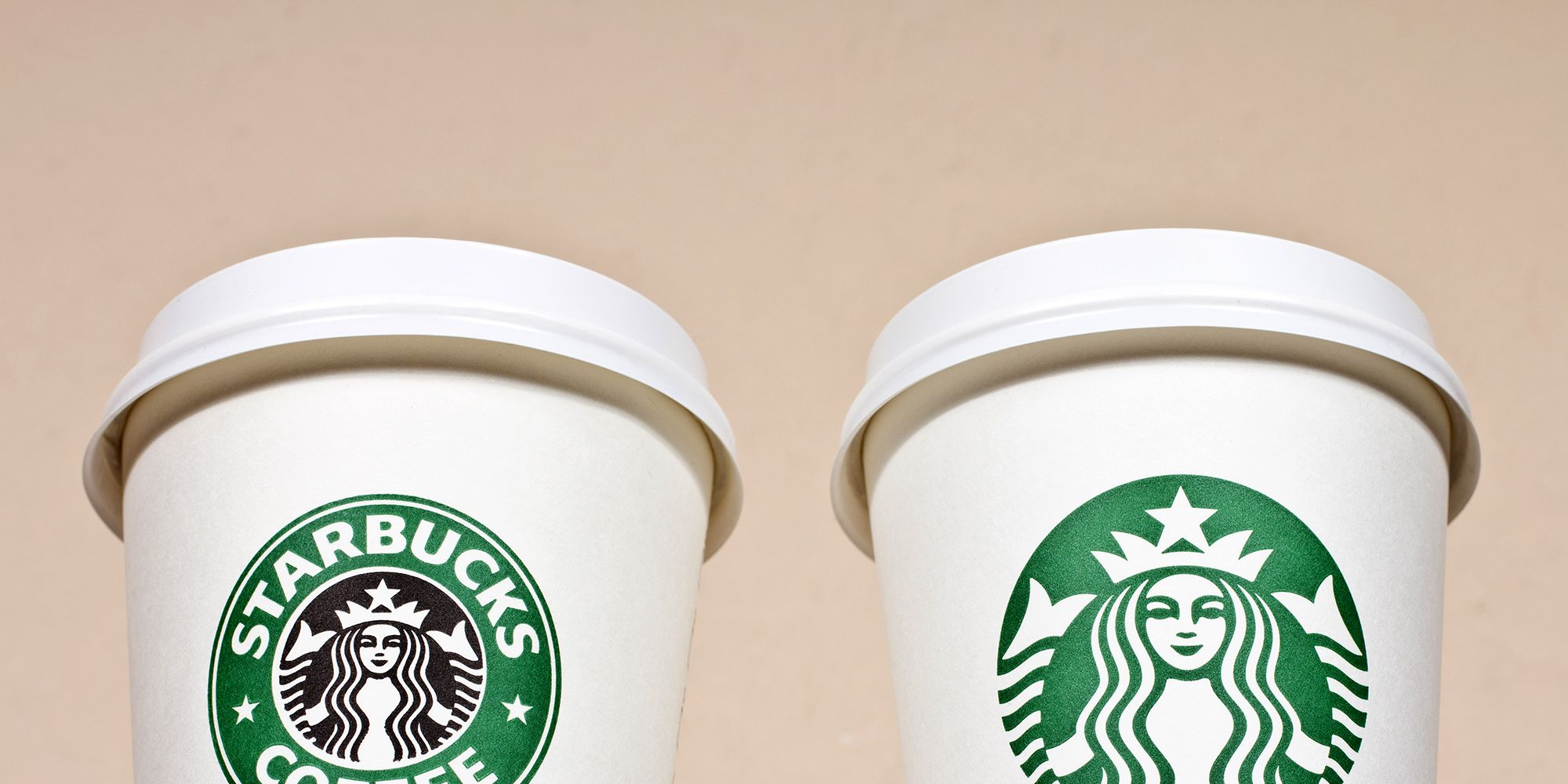 Starbucks disposable cups