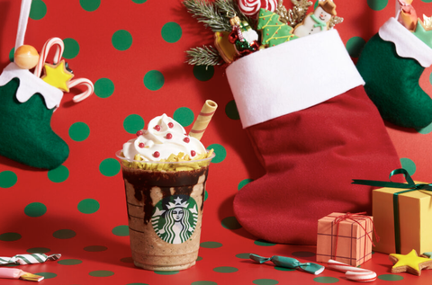 Christmas, Christmas decoration, Food, Dessert, Christmas stocking, Fictional character, Holiday, Santa claus, Interior design,