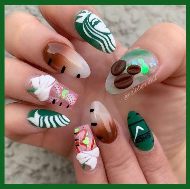Nail, Nail polish, Nail care, Finger, Manicure, Pink, Cosmetics, Artificial nails, Hand, Material property,