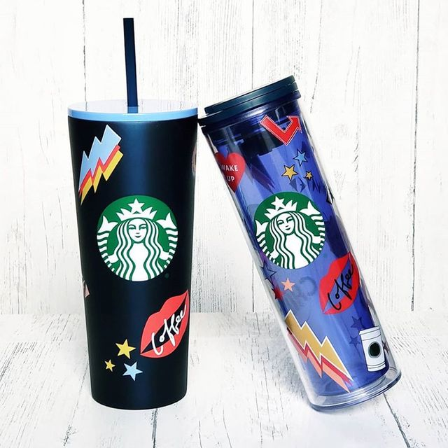 starbucks back to school cups and tumblers