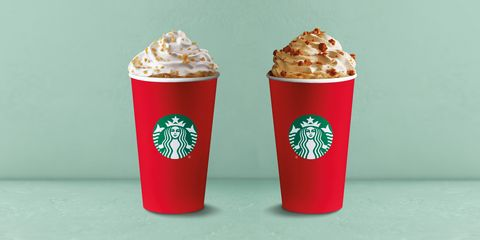 Starbucks Christmas Cups 2019.Starbucks Christmas Cups 2018 Starbucks Christmas Menu