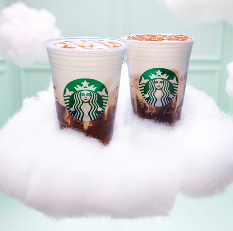 Is Starbucks New Cloud Macchiato Healthy A Nutritionist