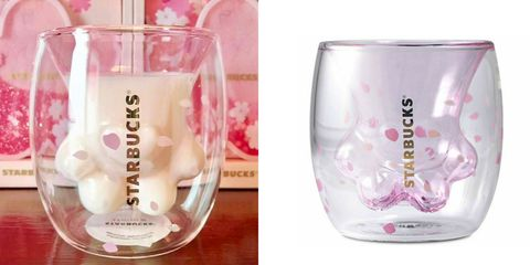 limited edition cat paw cups lead to brawl in a starbucks in china. Black Bedroom Furniture Sets. Home Design Ideas