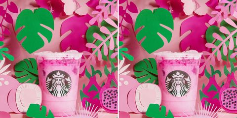 Starbucks Is Adding The Dragon Drink To Its Permanent Menu