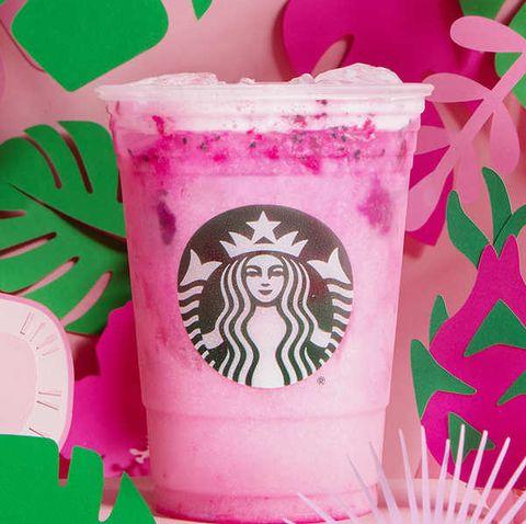 Starbucks Dragon Drink Nutrition Ingredients Calories Sugar