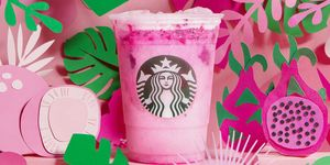 Starbucks Dragon Drink