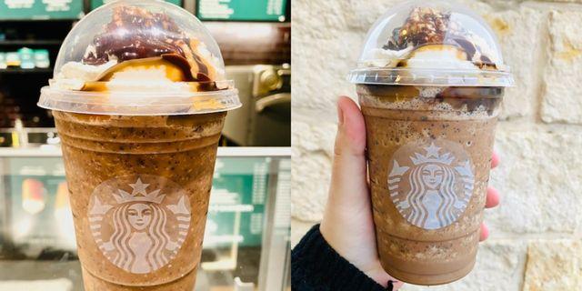 starbucks ferraro rocher frappuccino