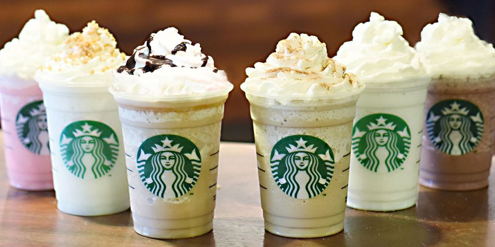 DEAL OF THE DAY: Starbucks Is Offering 50% Off Frappuccinos