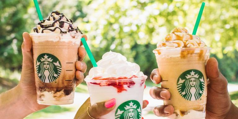 Starbucks Is Giving Away Free Frappuccinos Today Starbucks