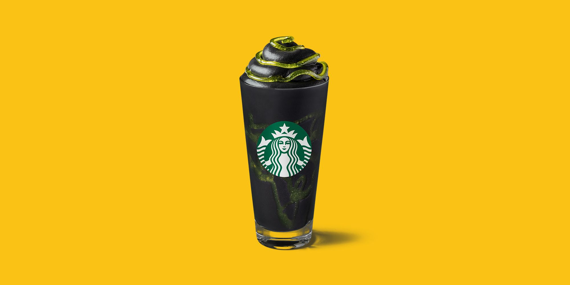 Starbucks Has Launched A Brand New Phantom Frappuccino For Halloween