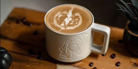 Starbucks Halloween mugs