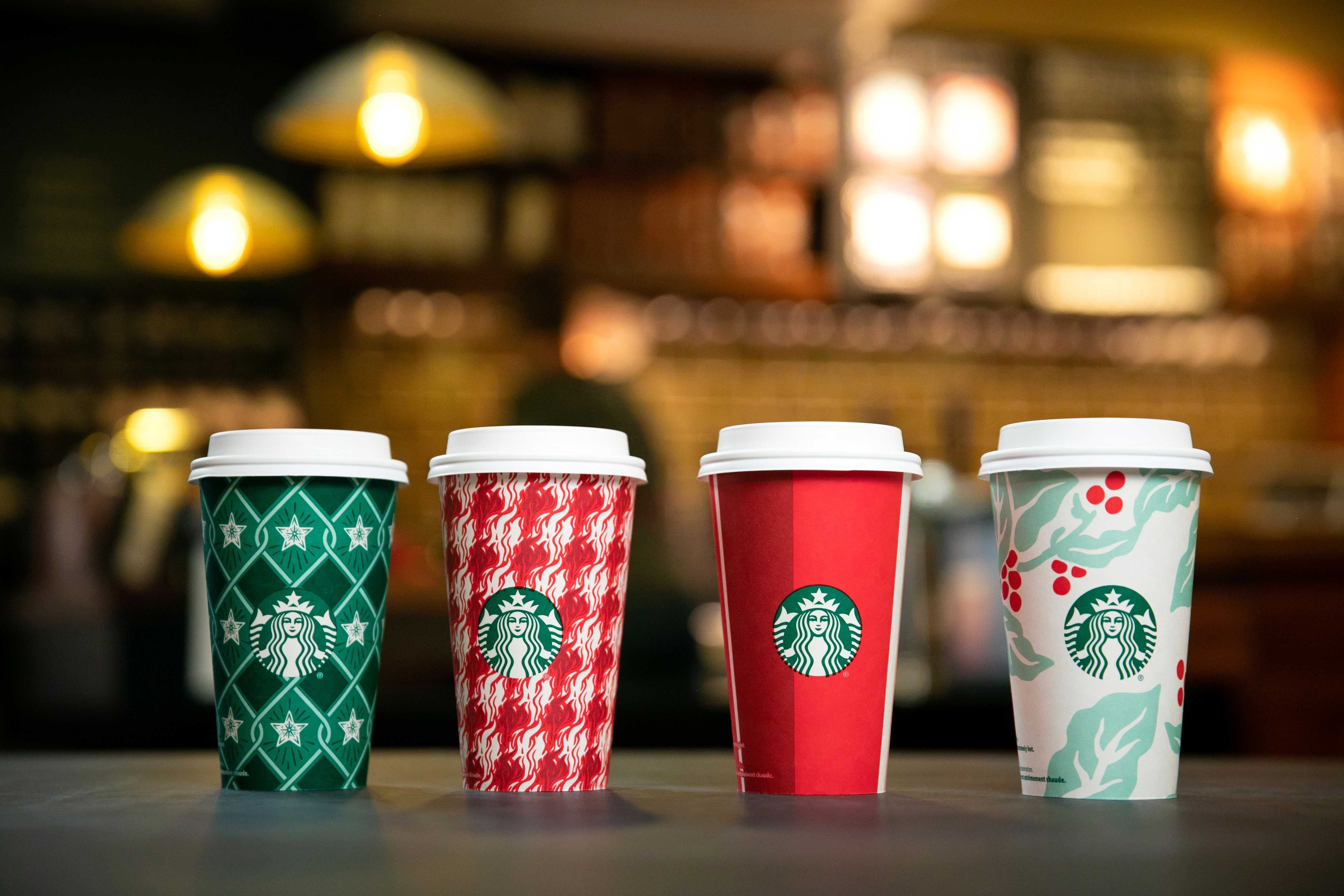 Today Is Starbucks' Happiest Hour Of The Year, So Plan Your Errands Accordingly