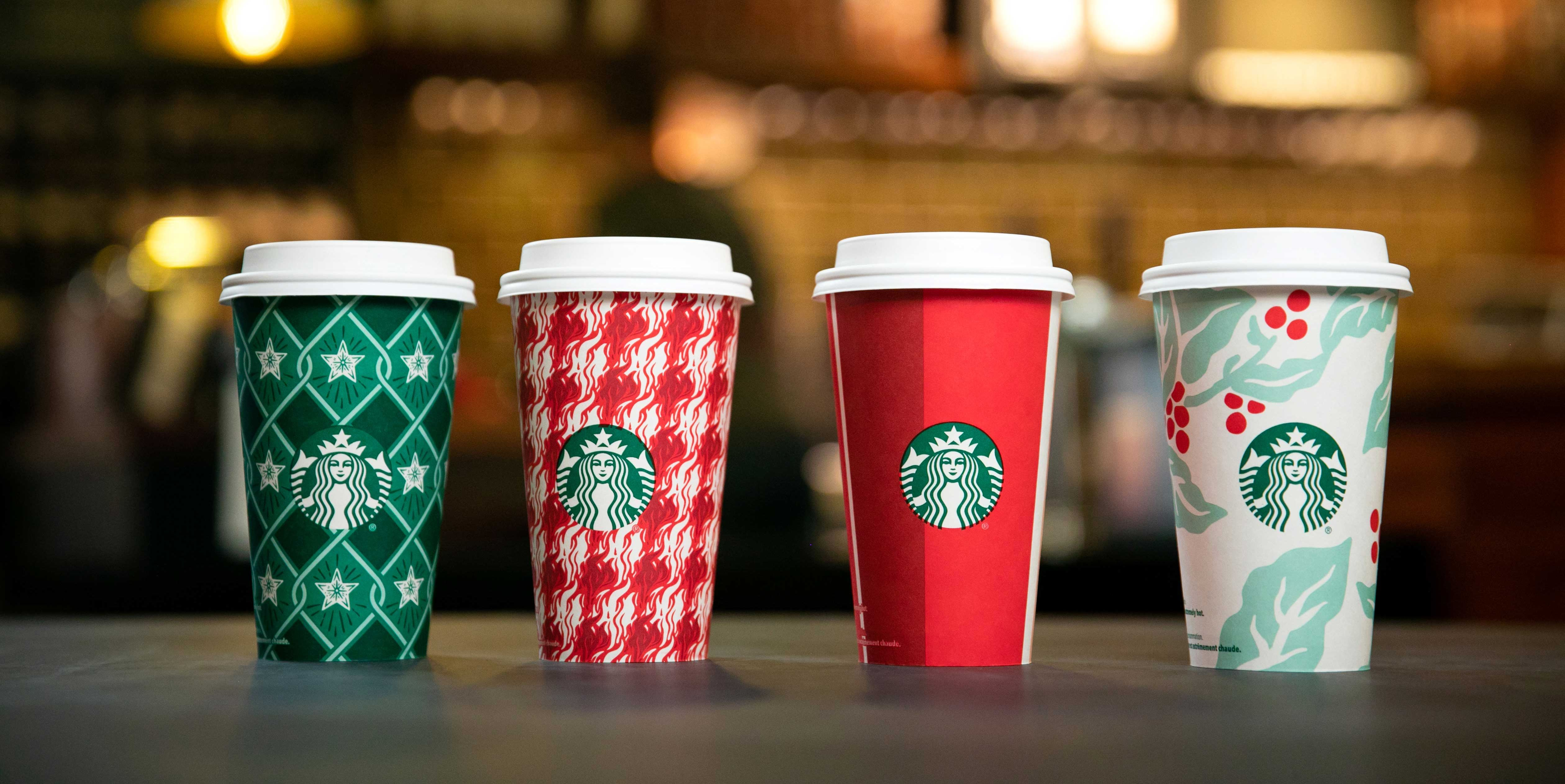 You Can Get Any Starbucks' Holiday Drink For Just $3 Today!