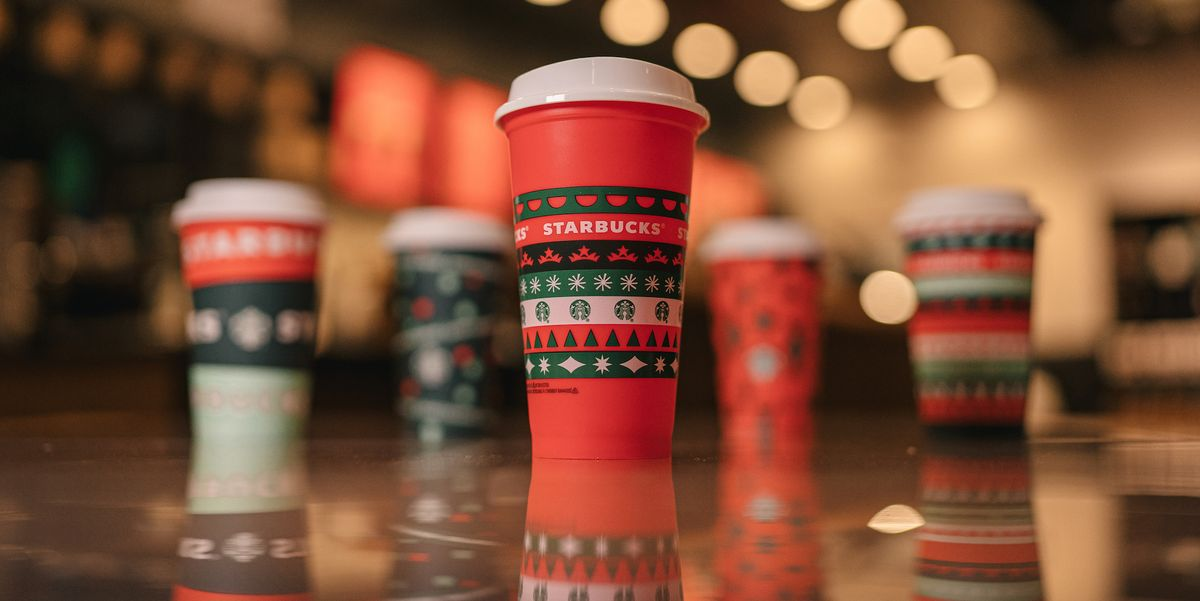 Starbucks Will Give Out Free Reusable Cups Tomorrow Because Holiday Drinks Are Back On The Menu