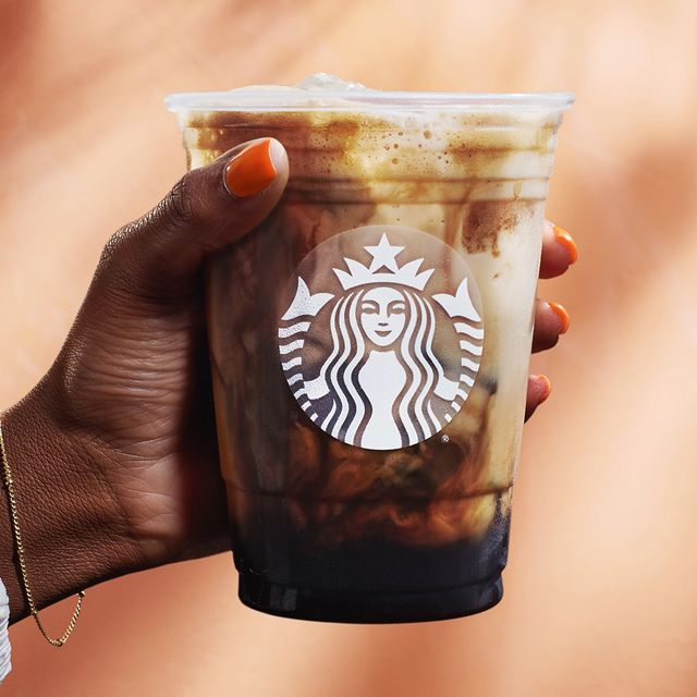 starbucks iced brown sugar oatmilk shaken espresso