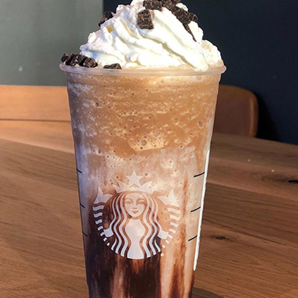 2020 Halloween Frapp Starbucks Has a Jack Skellington Frappuccino for Halloween That's