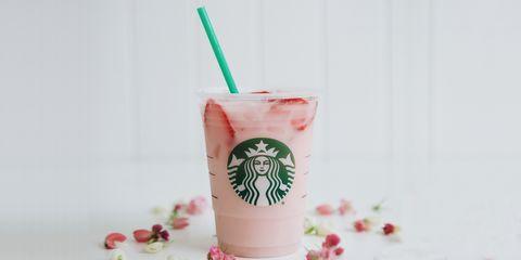 Keto Dieters Have A New Starbucks Drink Is Keto Pink Drink