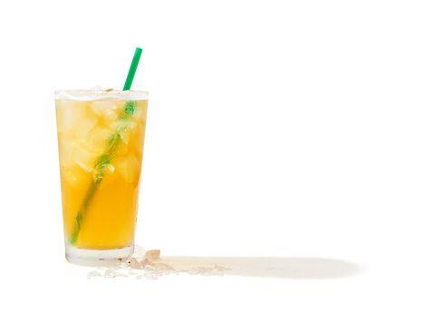 minuman rendah kalori di starbucks