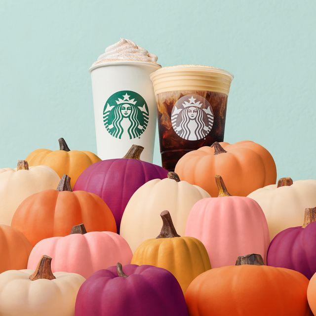 starbucks pumpkin spice latte 2020