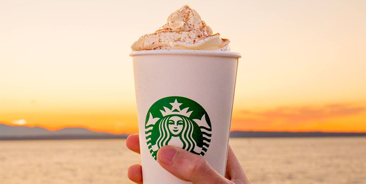 Starbucks Is Officially Bringing Back The Pumpkin Spice Latte This Year