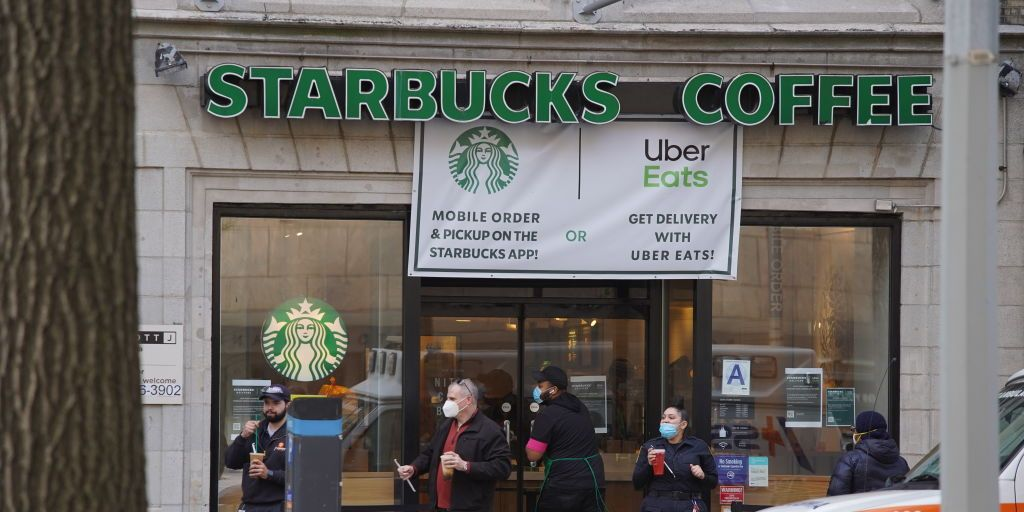Starbucks Has Plans To Re-open Stores By June