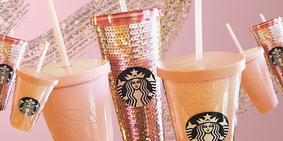 ef5305c191e This Is Not A Drill: Rose Gold Starbucks Merch Is Here!