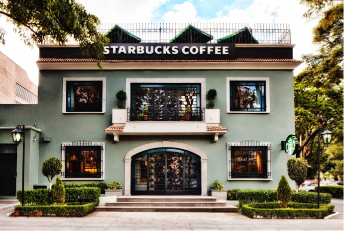 The 50 Most Beautiful Starbucks Around The World Food