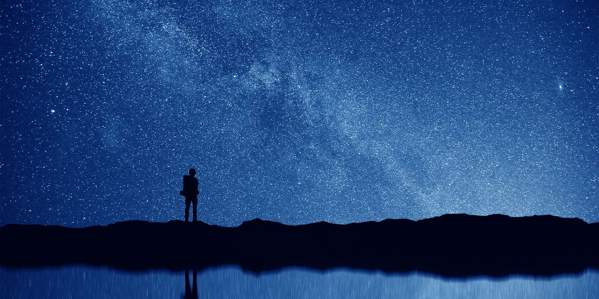 Stargazing: A Magical Way to Escape