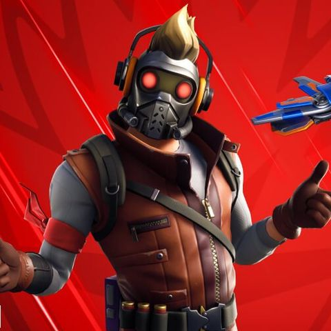 Fortnite Reveals Star-Lord and 'Guardians of the Galaxy